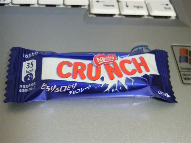 チョコレートな日々