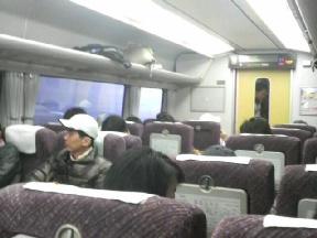 ほぼランナー列車